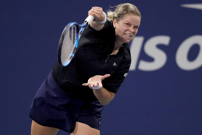 Kim Clijsters /Matthew Stockman /Getty Images