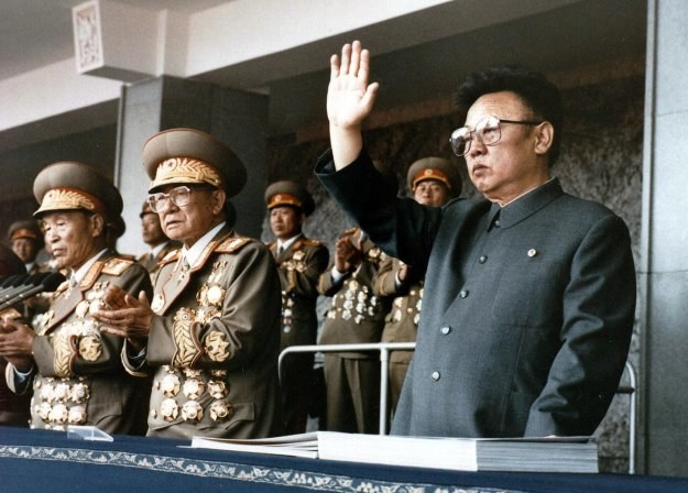 Kim Dzong Il /AFP