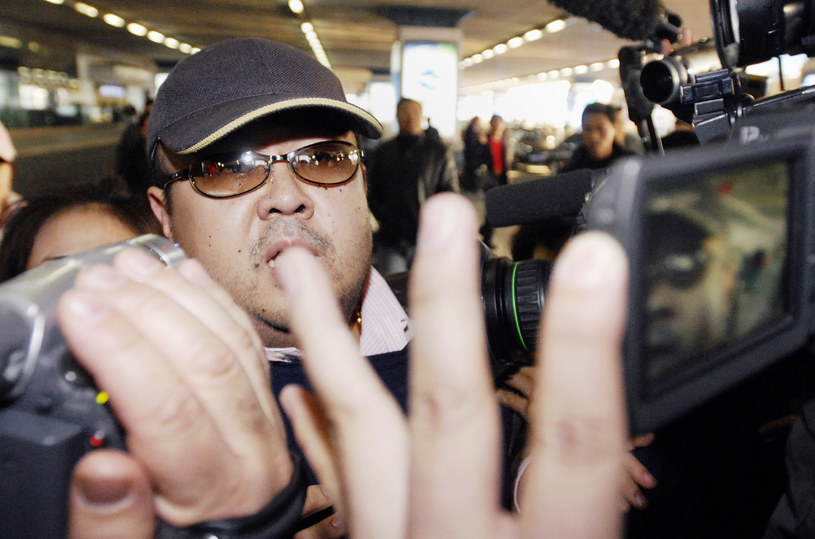 Kim Dzong Nam nie stanowił zagrożenia dla reżimu Kim Dzong Una. Został jednak zamordowany /JIJI PRESS /AFP
