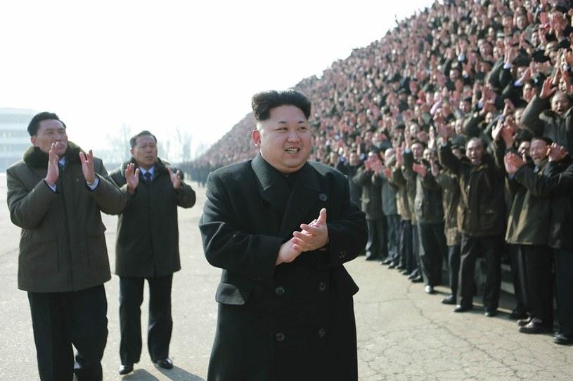 Kim Dzong Un, fot. Polaris/East News /