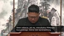 Kim Dzong Un: Niebawem odwiedzę Seul. Półwysep Koreański stanie się krainą pokoju bez broni nuklearnej