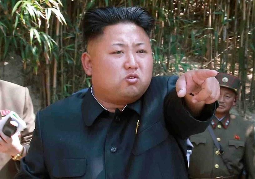 Kim Dzong Un - przywódca Korei Północnej /East News