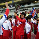 """Kim Dzong Un zachwycony swoimi piłkarkami. """"Niestrudzone"""""""