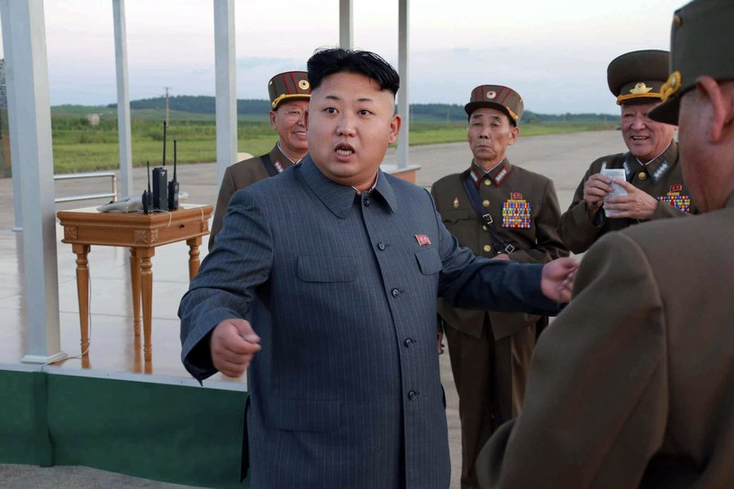 Kim Dzong Un/ zdj. ilustraycjne /RODONG SINMUN  /PAP/EPA