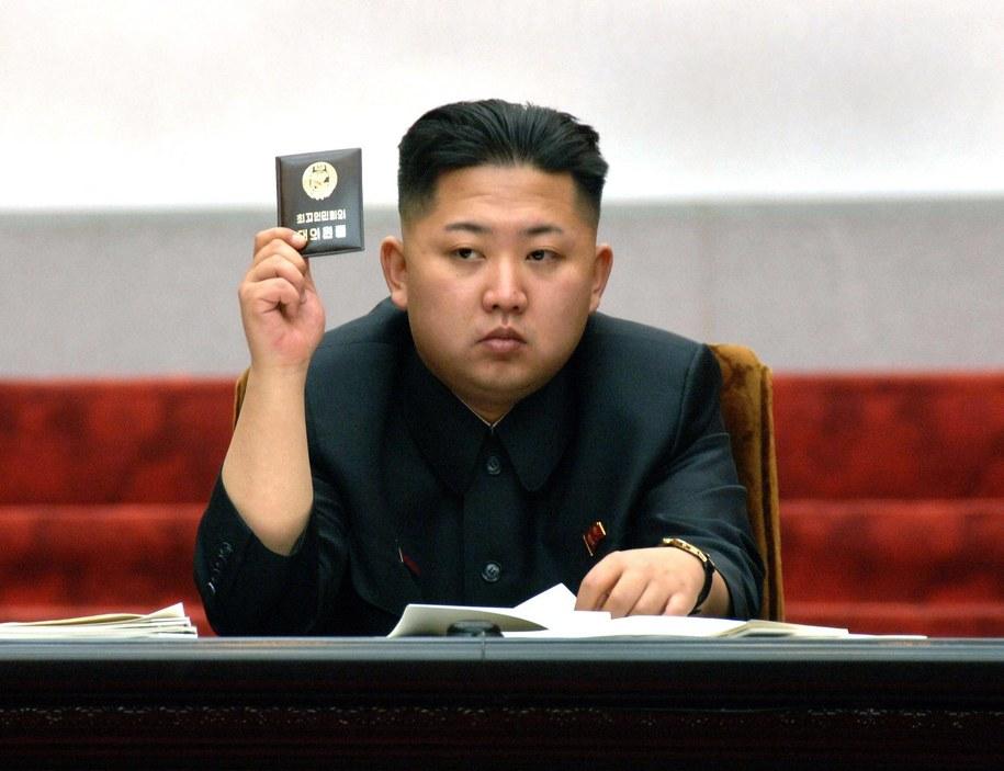 Kim Dzong Un /Photoshot    /PAP