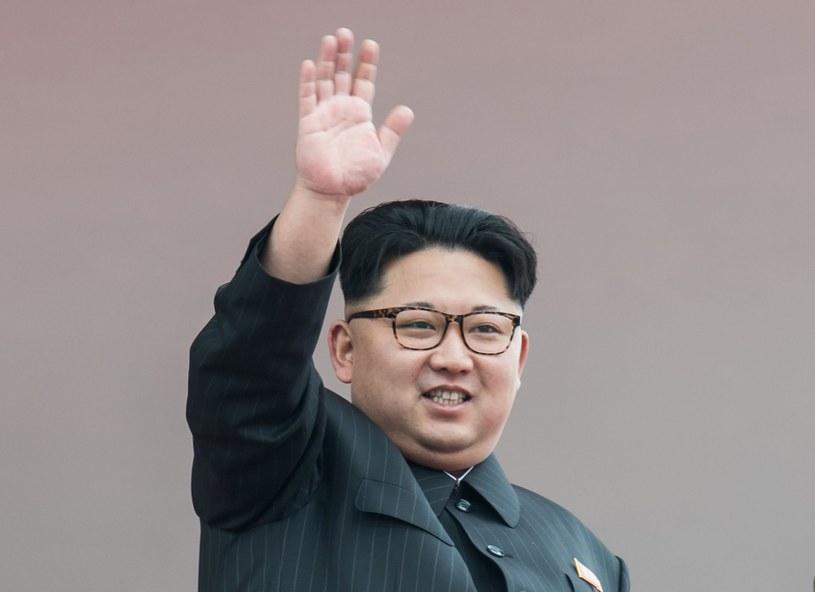 Kim Dzong Un /ED JONES/AFP /East News