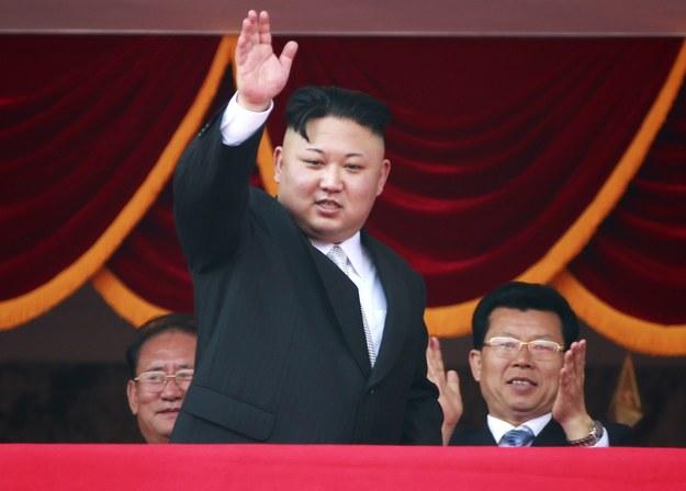 Kim Dzong Un /HOW HWEE YOUNG /PAP/EPA