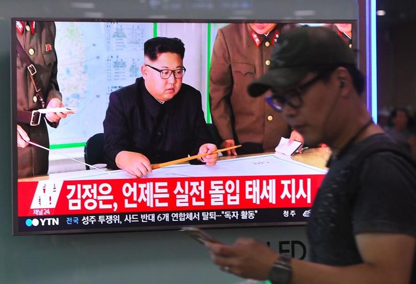Kim Dzong Un /JUNG YEON-JE /AFP