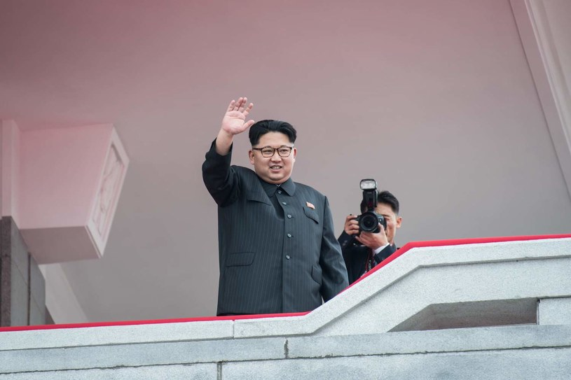 Kim Dzong Un / ED JONES /AFP