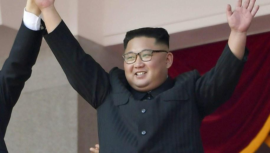 Kim Dzong Un /Newsom /PAP/EPA