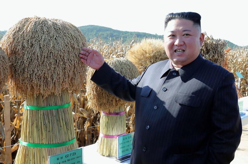 Kim Dzong Un /KCNA VIA KNS/AFP/East News /East News