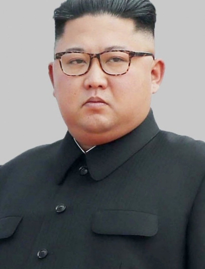 Kim Dzong Un /KYDPL KYODO/Associated Press/East News /East News