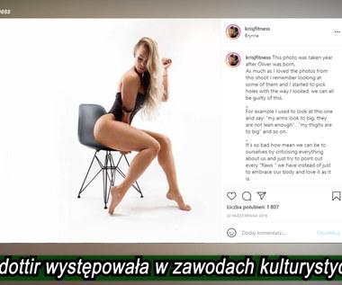 Kim jest piękna żona Islandzkiego piłkarza? Wideo