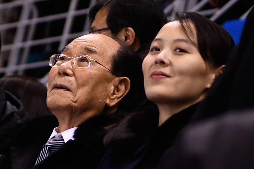 Kim Jo Dzong, siostra przywódcy KRLD Kim Dzong Una /AFP