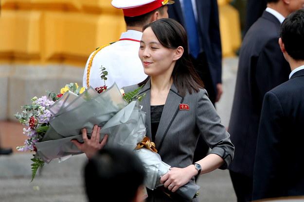 Kim Jo Dzong /LUONG THAI LINH / POOL    /PAP/EPA