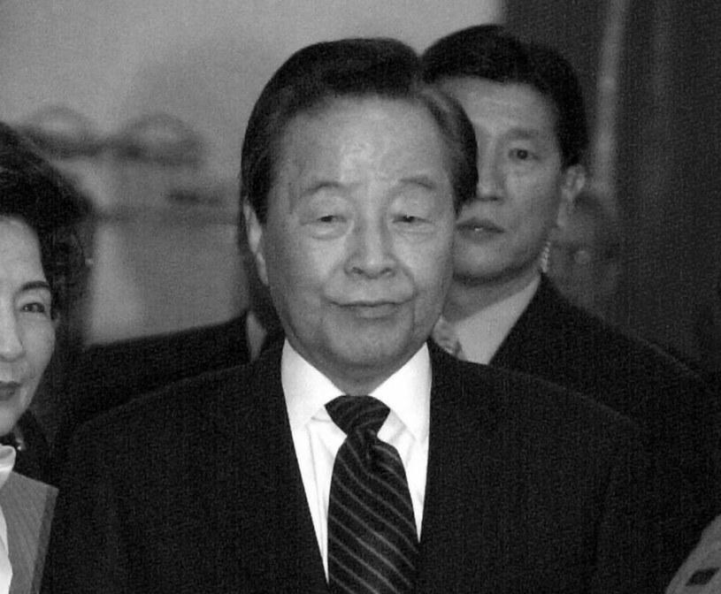 Kim Jong Sam, zdj. archiwalne z 2004 roku /AFP