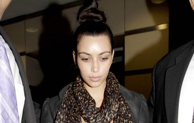 Kim Kardashian  /Splashnews
