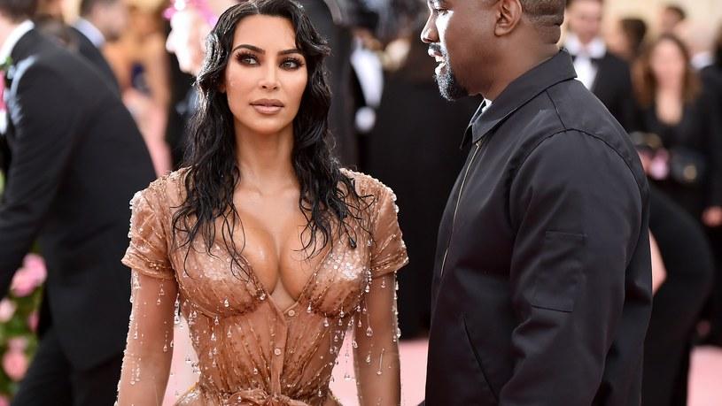 Kim Kardashian bardzo dba o swoją sylwetkę /Theo Wargo /Getty Images