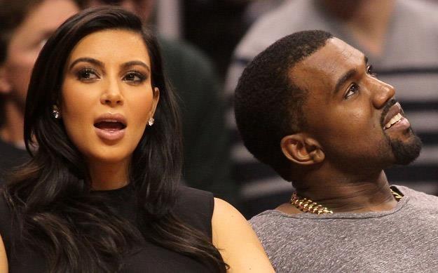 Kim Kardashian i Kanye West - fot. Victor Decolongon /Getty Images/Flash Press Media