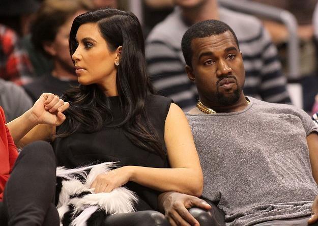 Kim Kardashian i Kanye West nie mieszkają razem fot. Victor Decolongon /Getty Images/Flash Press Media