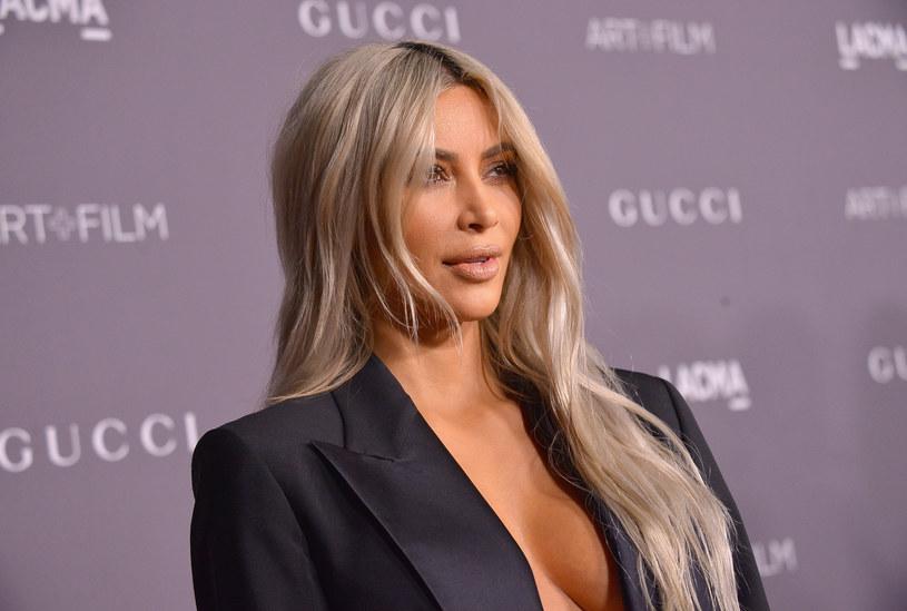 Kim Kardashian i Kanye West są małżeństwem od 2014 roku /Getty Images
