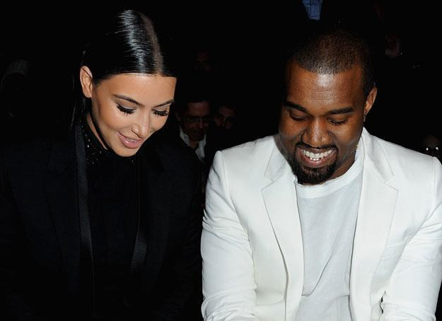 Kim Kardashian i Kanye West wkrótce wezmą ślub fot. Pascal Le Segretain /Getty Images/Flash Press Media