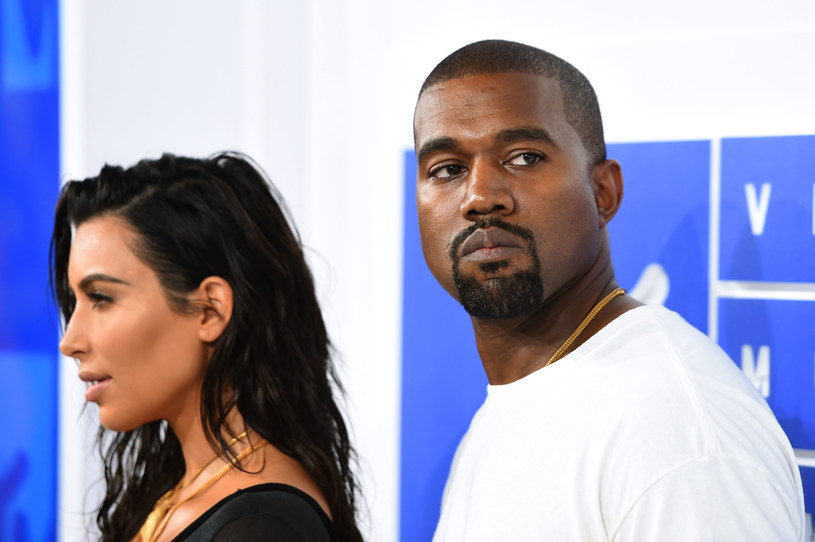 Kim Kardashian i Kanye West /Getty Images