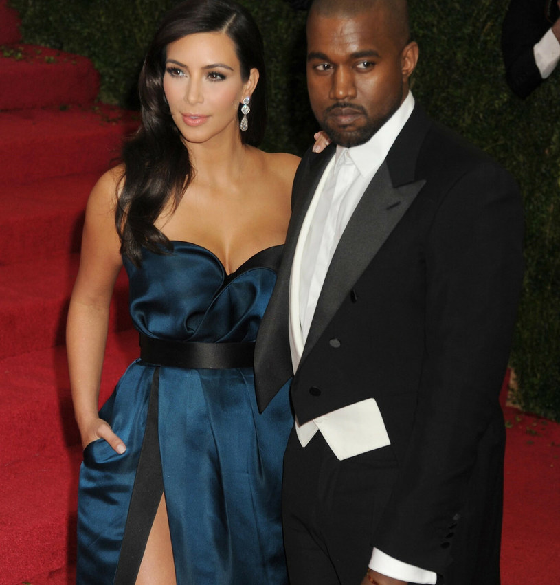 Kim Kardashian i Kanye West /BACKGRID /East News