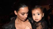 Kim Kardashian: Jej córka jest na ścisłej diecie!