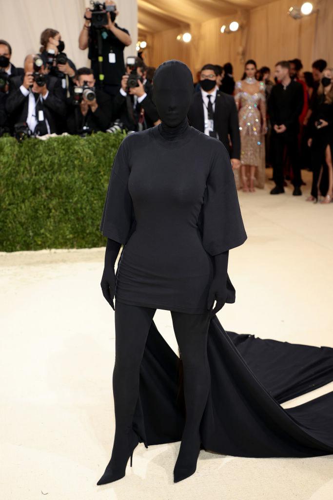 Kim Kardashian na Gali MET /Dimitrios Kambouris /Getty Images