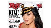 """Kim Kardashian na okładce """"Rolling Stone"""" wywołała kontrowersje"""