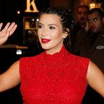 Kim Kardashian urodziła