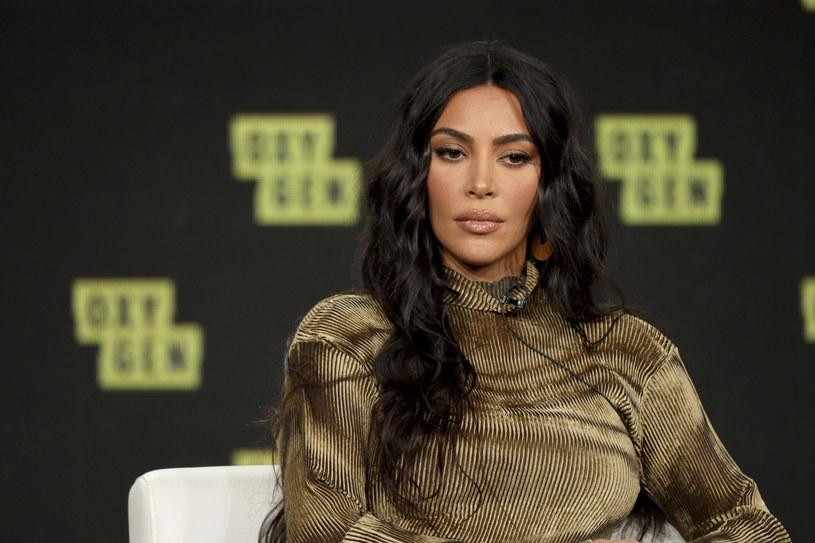 Kim Kardashian uwielbia bawić się modą /Invision/Invision/East News /East News