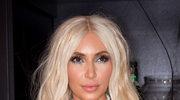 Kim Kardashian w blondzie. Wygląda tragicznie?
