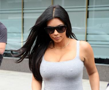 Kim Kardashian : Wstydziłam się swojego ciała