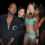 Kim Kardashian zatrudniła Kate Moss w roli ambasadorki swojej bieliźnianej marki