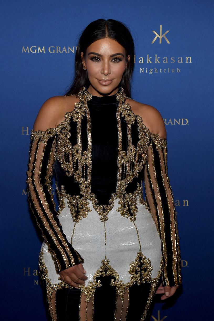 Kim Kardashian, zdj. z kwietnia br. /Ethan Miller /Getty Images