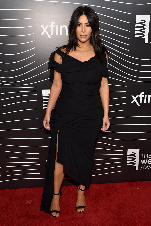 Kim Kardashian, zdj. z maja br. /Dimitrios Kambouris /Getty Images