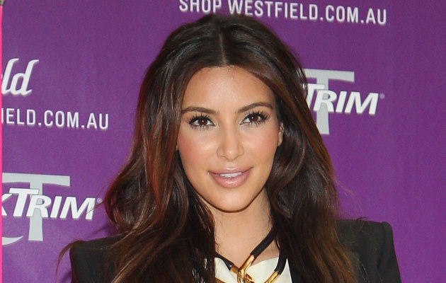 Kim Kardashian /Lucas Dawson /Getty Images