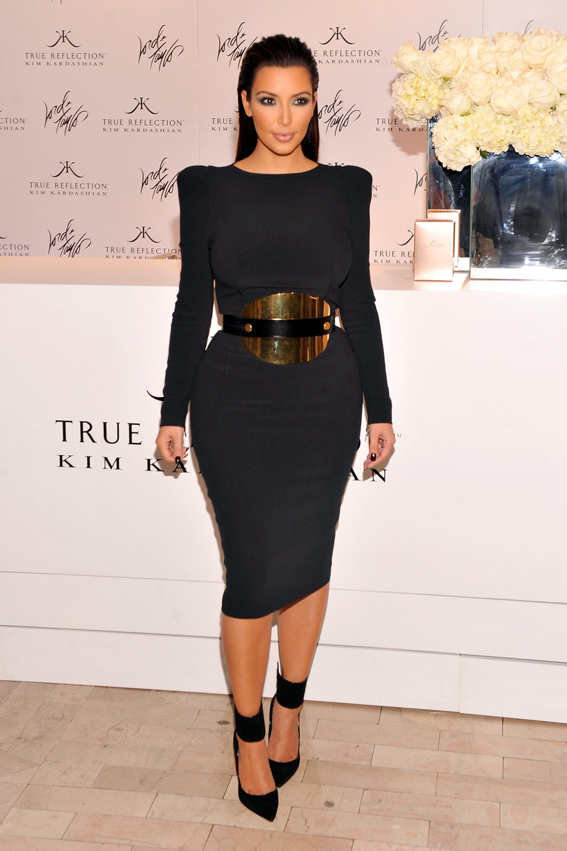 Kim Kardashian /Getty Images/Flash Press Media
