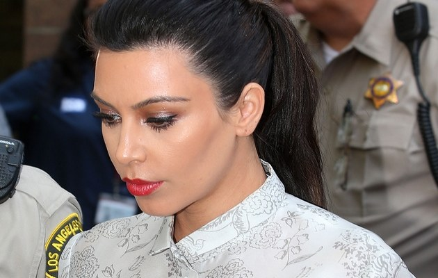 Kim Kardashian /- /Getty Images