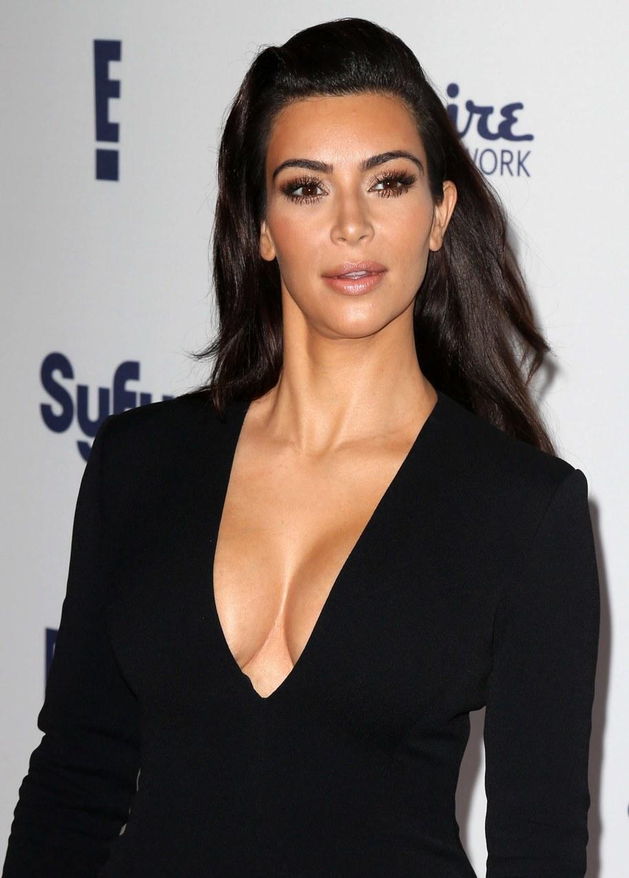 Kim Kardashian /PAP/GoffPhotos /PAP