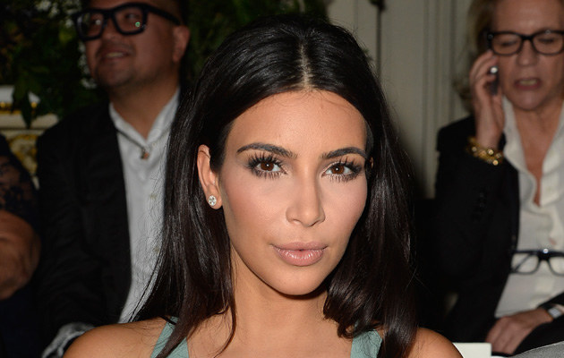Kim Kardashian /Pascal Le Segretain /Getty Images