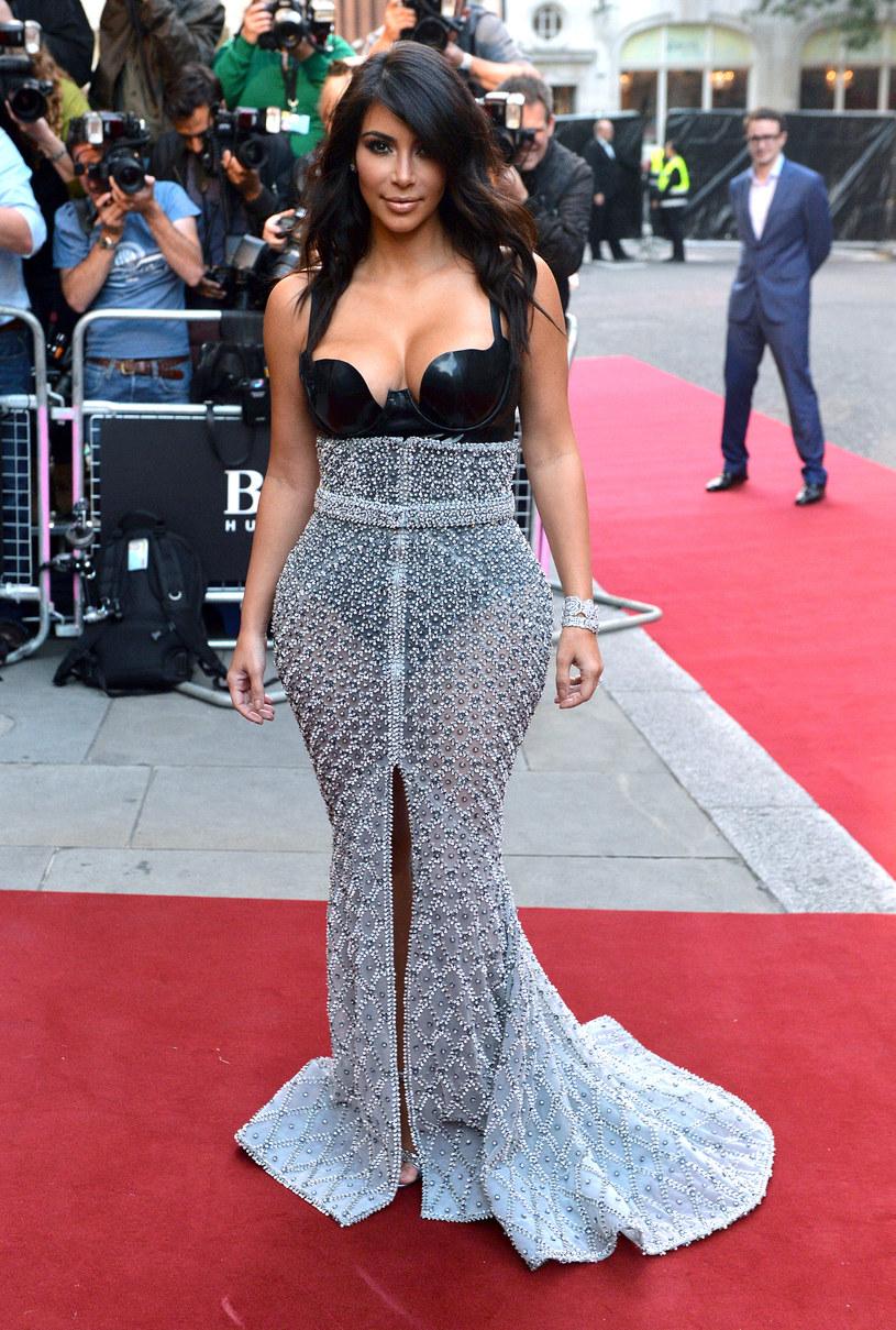 Kim Kardashian /Anthony Harvey /Getty Images