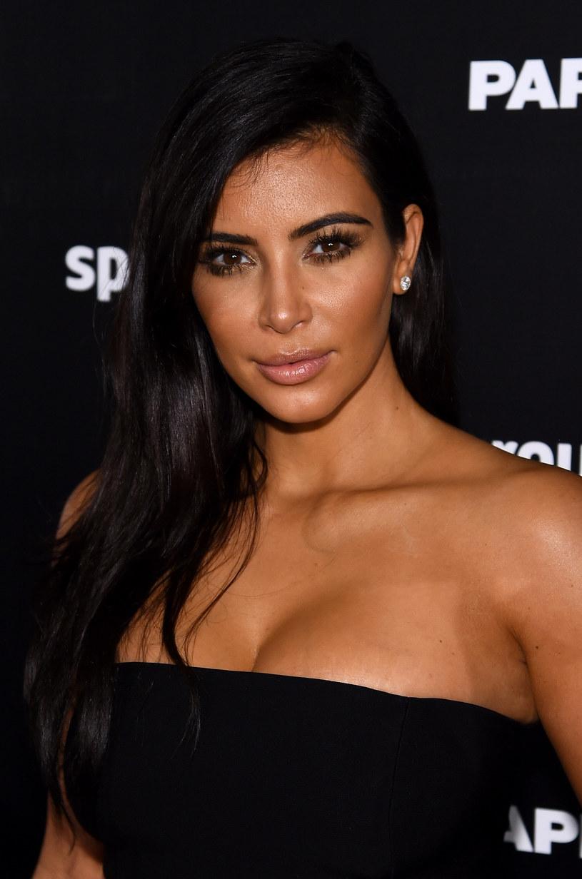 Kim Kardashian /Dimitrios Kambouris /Getty Images