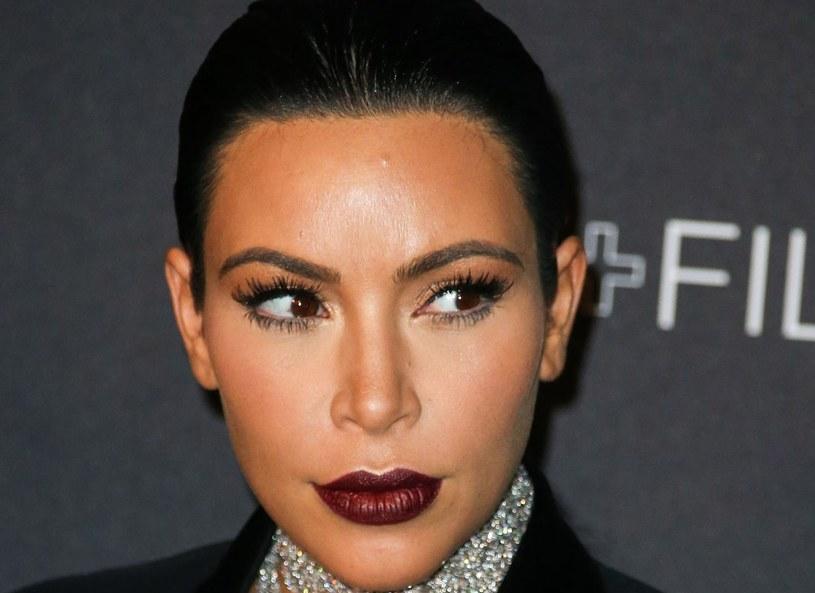 Kim Kardashian /Image Press/Splash News /East News