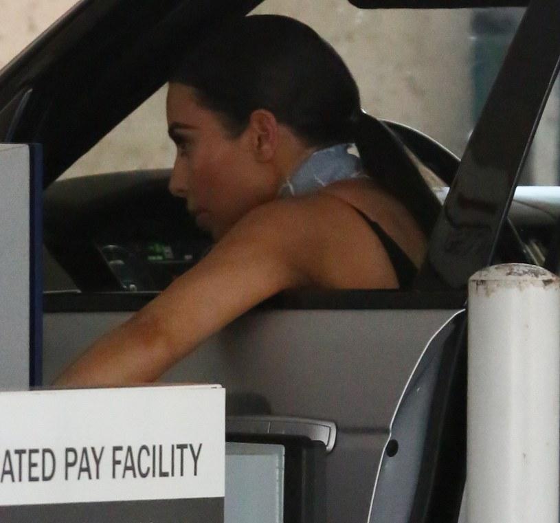 Kim Kardashian /Pap Nation / Splash News/EAST NEWS /East News
