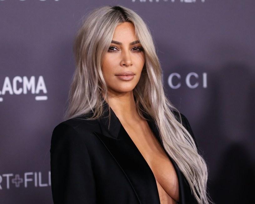 Kim Kardashian /East News