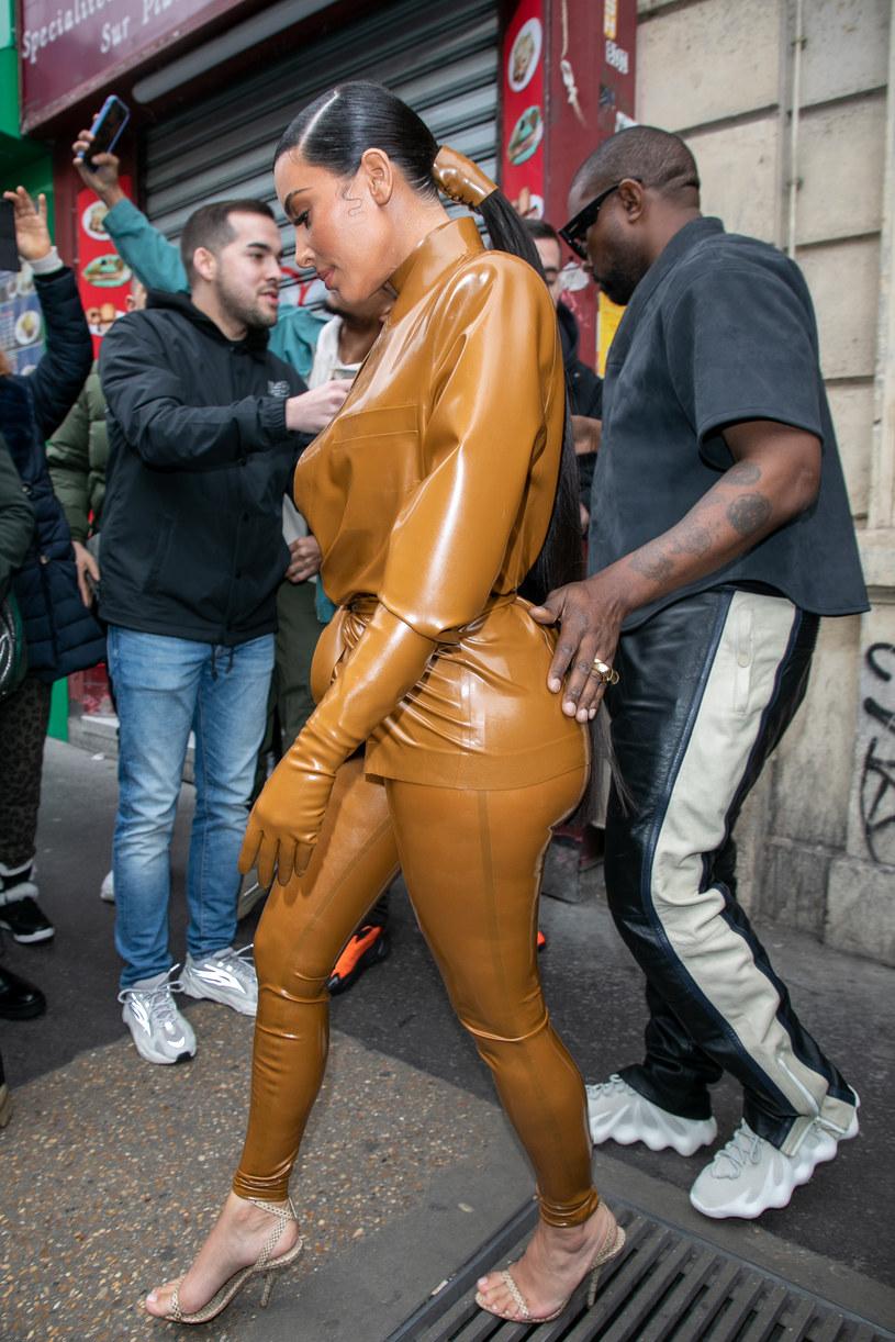 Kim Kardashian /Marc Piasecki /Getty Images