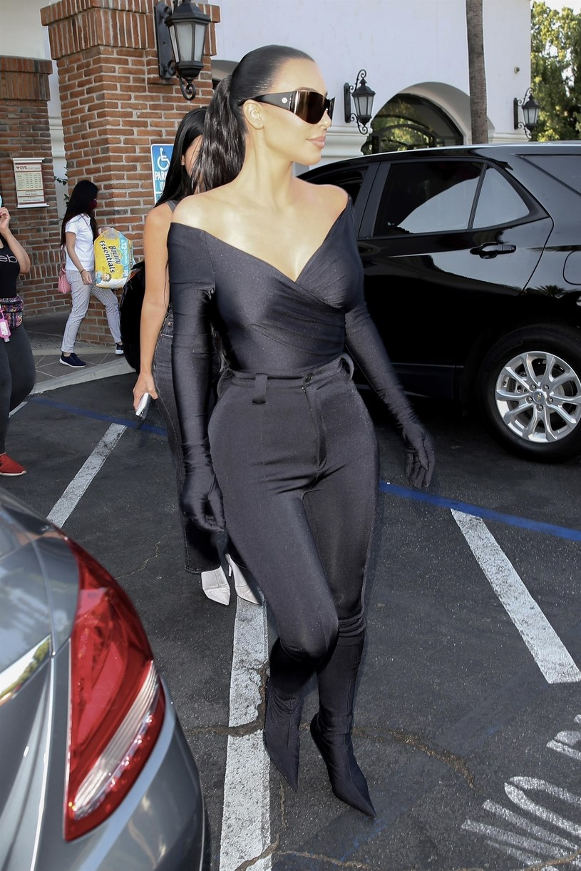 Kim Kardashian /Agencja FORUM